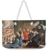 British Imperialism, 1882 Weekender Tote Bag
