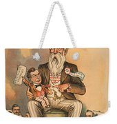 William Jennings Bryan Weekender Tote Bag