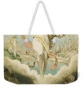 Atlanta Exposition, 1895 Weekender Tote Bag