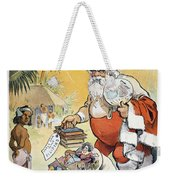 Philippine Cartoon, 1902 Weekender Tote Bag