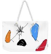 001002aa Weekender Tote Bag