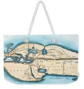 Strabo World Map, C20 A.d Weekender Tote Bag