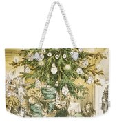 Treasury Cartoon, 1883 Weekender Tote Bag by Granger