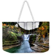 0032 Letchworth State Park Series  Weekender Tote Bag