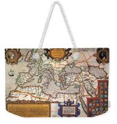 Map Of The Roman Empire Weekender Tote Bag