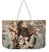 Beecher Cartoon, 1885 Weekender Tote Bag