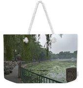 0038-2- Beihai Park Weekender Tote Bag