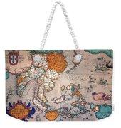 Pacific Ocean/asia, 1595 Weekender Tote Bag