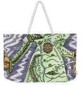 Europe As A Queen, 1588 Weekender Tote Bag
