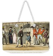 Paris Occupation, 1814 Weekender Tote Bag