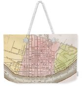 Cincinnati, Ohio, 1837 Weekender Tote Bag