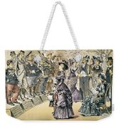 Marriage For Titles, 1895 Weekender Tote Bag