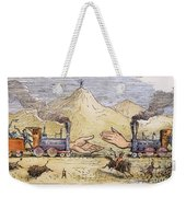 Promontory Point, 1869 Weekender Tote Bag