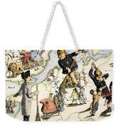 Europe: 1848 Uprisings Weekender Tote Bag