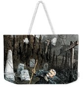 Grant Cartoon, 1880 Weekender Tote Bag