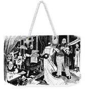 Press Cartoon, 1912 Weekender Tote Bag