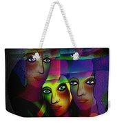 008   Sisters In Pride A Weekender Tote Bag