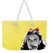 010. Follow Weekender Tote Bag