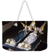 France: Tomb Of John II Weekender Tote Bag