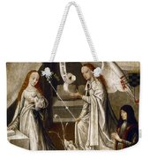 Spain: Annunciation, C1500 Weekender Tote Bag
