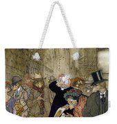 Rackham: City, 1924 Weekender Tote Bag