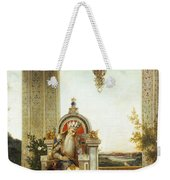 Moreau: King David Weekender Tote Bag