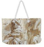 Raphael: Study, C1510 Weekender Tote Bag