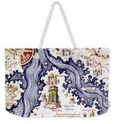 Marco Polo (1254-1324) Weekender Tote Bag