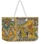 Heraclius (c575-641 A.d.) Weekender Tote Bag