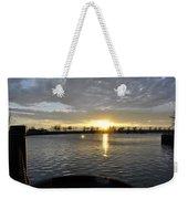 012 April Sunsets Weekender Tote Bag