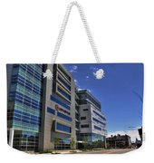 02 Conventus Medical Building On Main Street Weekender Tote Bag