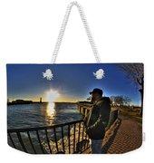 02 Me Sunset 16mar16 Weekender Tote Bag