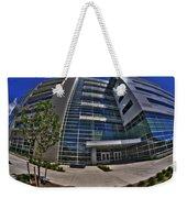 03 Conventus Medical Building On Main Street Weekender Tote Bag