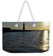 03 Sunset 16mar16 Weekender Tote Bag