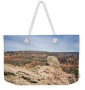 030715 Palo Duro Canyon 118 Weekender Tote Bag