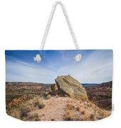 030715 Palo Duro Canyon 123 Weekender Tote Bag