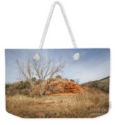 030715 Palo Duro Canyon 160 Weekender Tote Bag