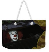 036. They All Float Down Here Weekender Tote Bag