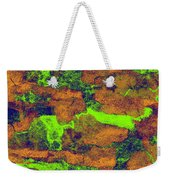 0374 Abstract Thought Weekender Tote Bag