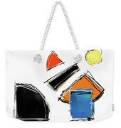 040803aa Weekender Tote Bag