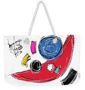 040811aa Weekender Tote Bag