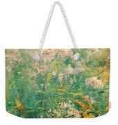 Meadow Flowers Weekender Tote Bag