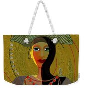 052 -   Nana Golden Weekender Tote Bag