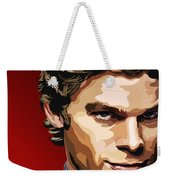 062. The Dark Passenger Weekender Tote Bag