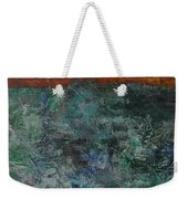 068 Abstract Thought Weekender Tote Bag