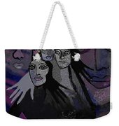 071   The  People Of   Night  A Weekender Tote Bag