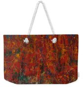 073 Abstract Thought Weekender Tote Bag