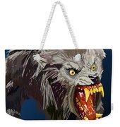 073. Once A Werewolf Always A Werewolf Weekender Tote Bag