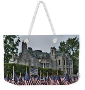 08 Flags For Fallen Soldiers Of Sep 11 Weekender Tote Bag
