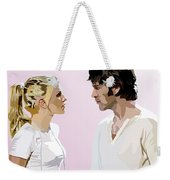 084. I'll Always Be Able To Feel You Weekender Tote Bag
